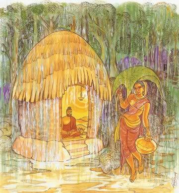 Đạo Phật Nguyên Thủy - Tìm Hiểu Kinh Phật - TRUNG BỘ KINH - Tùy phiền não  (Upakkilesa)