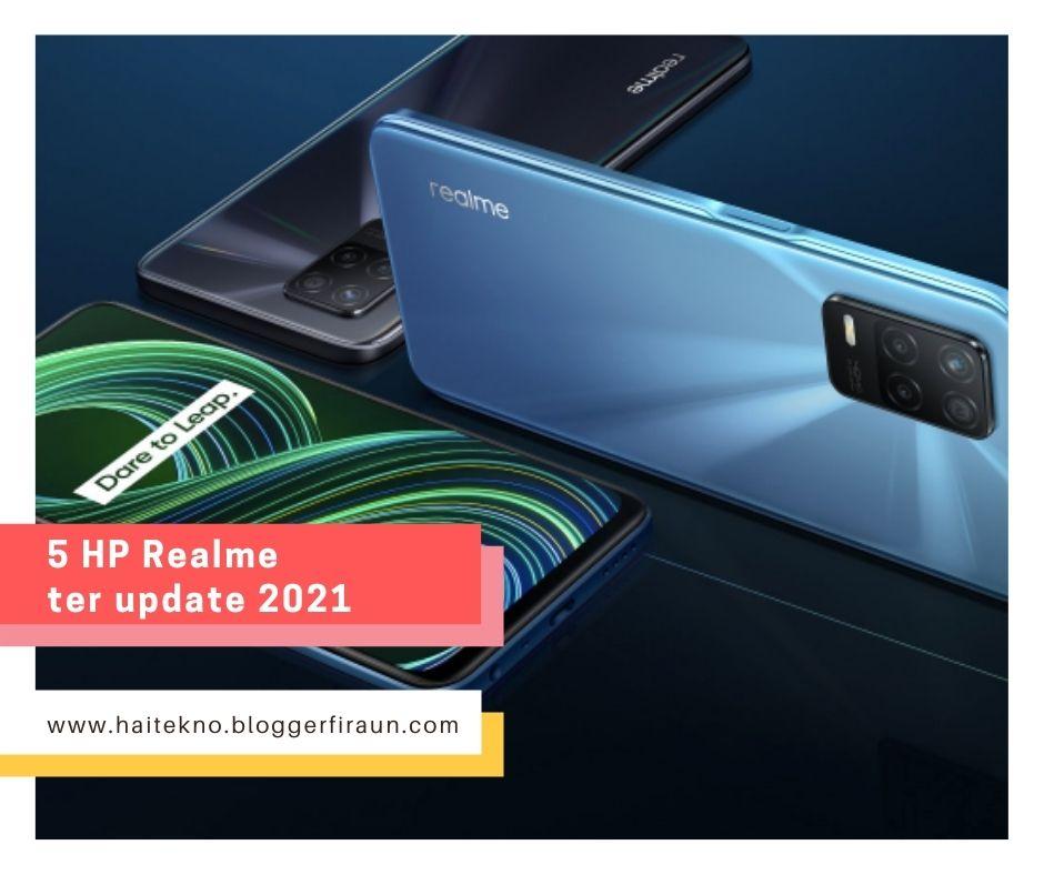 HP Realme Terbaru