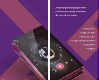 Download S8 Edge Music Player v5.0.6 latest APK Free