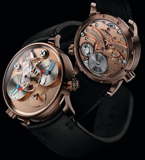 MB&F LM1 Silberstein or rose