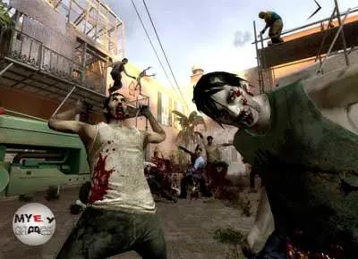 من داخل تحميل لعبة Left 4 Dead 2 للكمبيوتر برابط مباشر