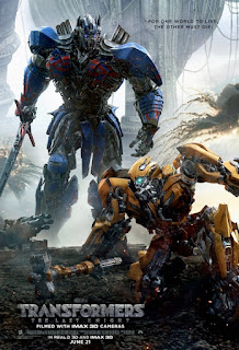 Transformers: The Last Knight (2017) Bluray
