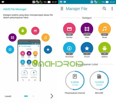 Download Update ASUS File Manager APK