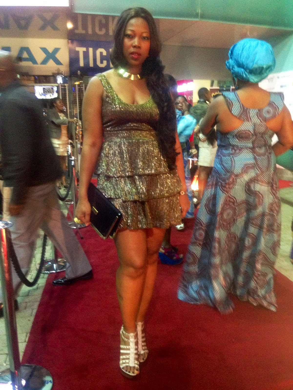 She said 2013 is looking good for her as she looks forward to the release  of Shameful Deceit a Theodora Ibekwe Film on the 5th July,2013 and the  release of ...