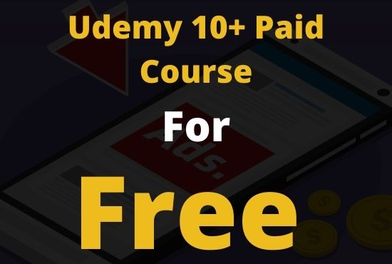 😮 Udemy Paid Courses For Free | Udemy coupon code | Full List | ₹12000 Course For Free