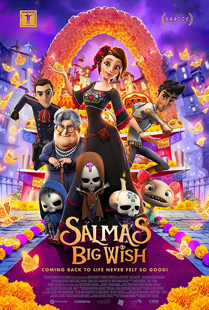 Nonton Download Film Salma's Big Wish (2019) Full Movie Sub Indo