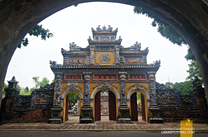 Imperial Citadel Hue Gate