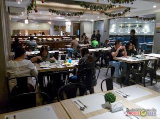 Store Restaurant Building Interior, 7 Flavors Buffet Review