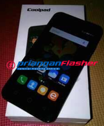 Cara Flash Coolpad Roar A110 Via YGDP Tested