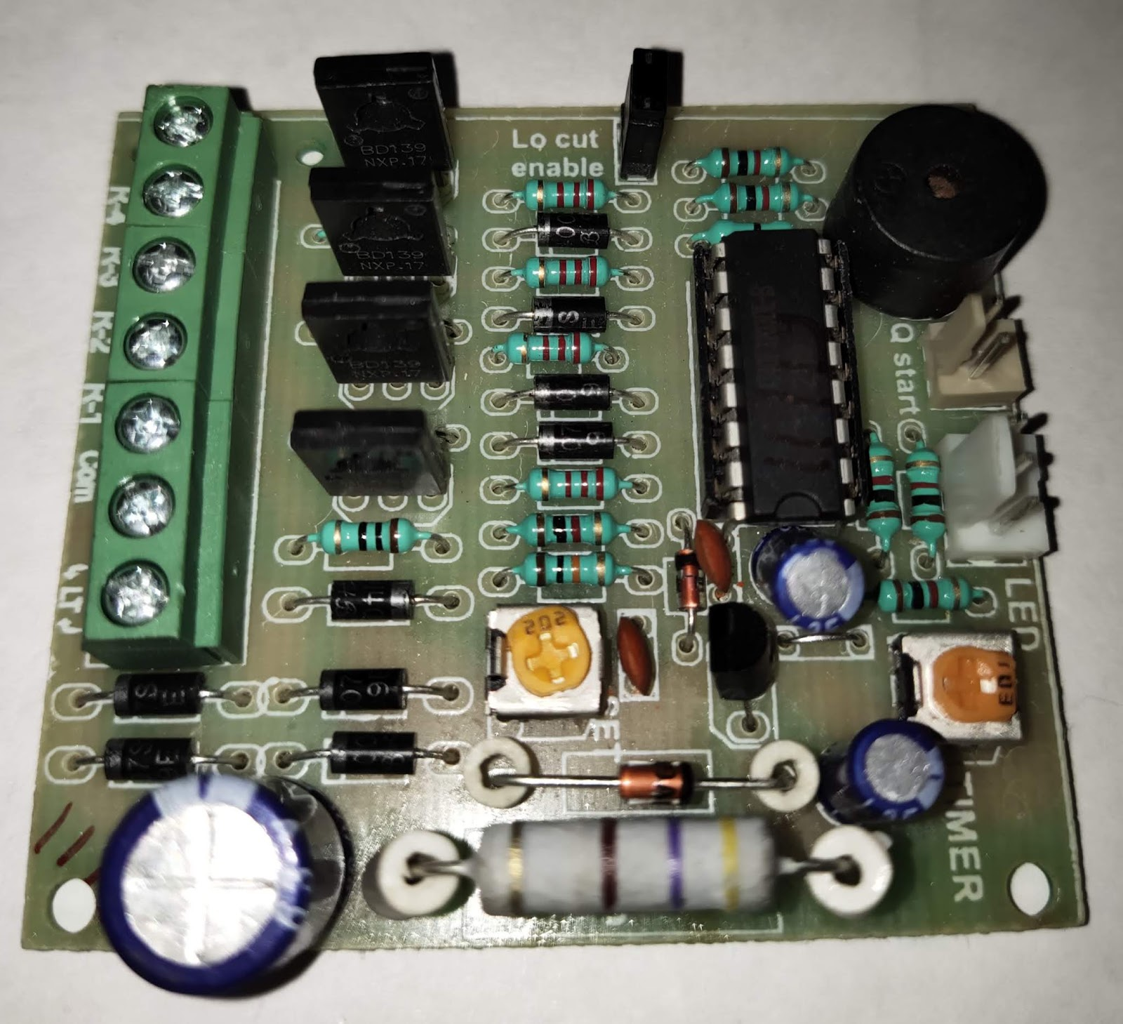 Stabilizer Universal PCB BOARD  for Single Phase