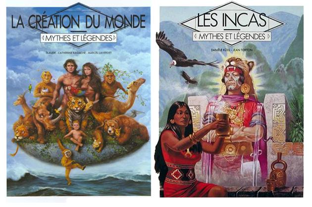 Les Incas - Danièle Husson