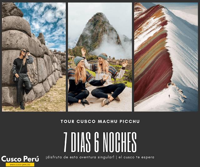 Viaje a Machu Picchu 7 Dias