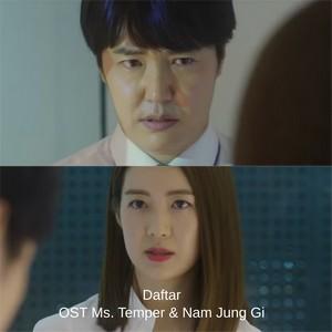 Daftar OST Drama Korea Ms. Temper & Nam Jung Gi