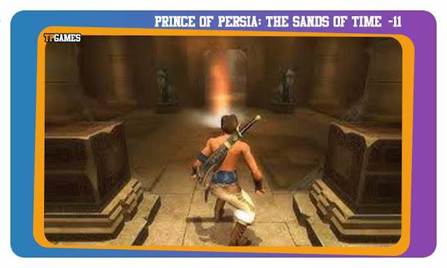 لعبة PRINCE OF PERSIA: THE SANDS OF TIME