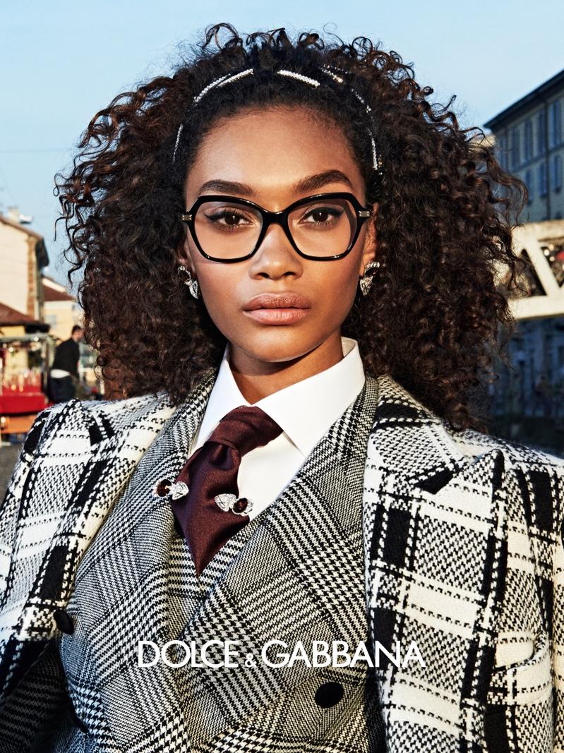 Dolce & Gabbana Fall/Winter 2019 Eyewear Campaign
