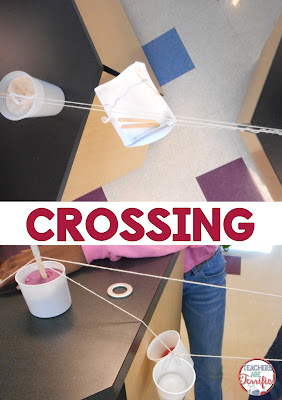 STEM Challenge: To test the final bridge system kids had to demonstrate a crossing. We all cheered if their passenger car made it across without a mishap! Check this blog post for more!