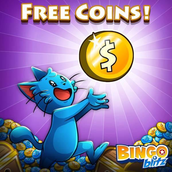Free Coins For Bingo Blitz
