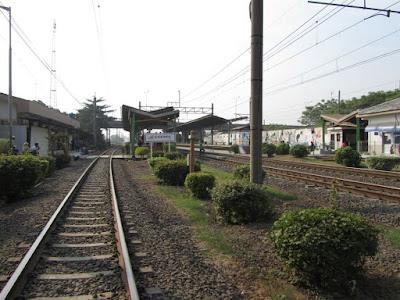 Alamat Stasiun Cakung