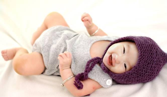 bayi sehat dan ceria