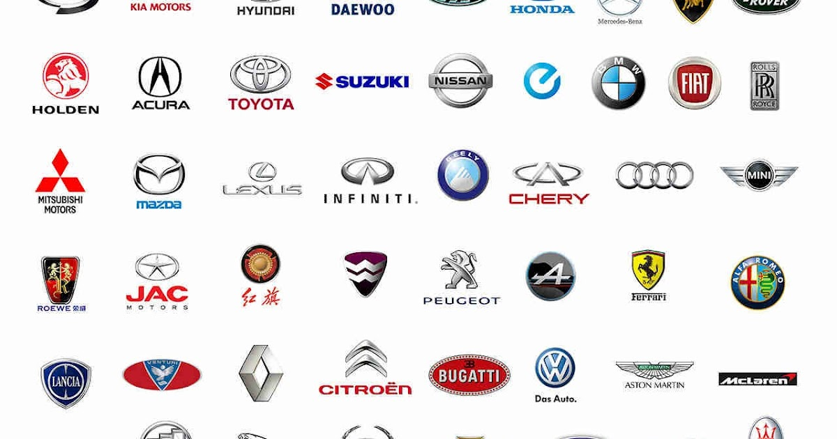 Car Brands Starting With P >> List Of Car Brands Worldwide Car Brands Worldwide