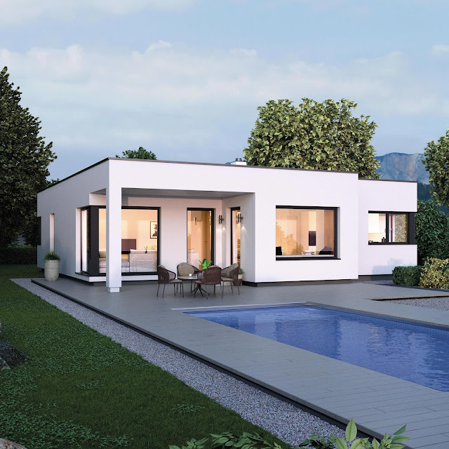 Latest Elevation Of Modern Bungalows
