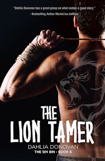 Book Showcase: The Lion Tamer by Dahlia Donovan