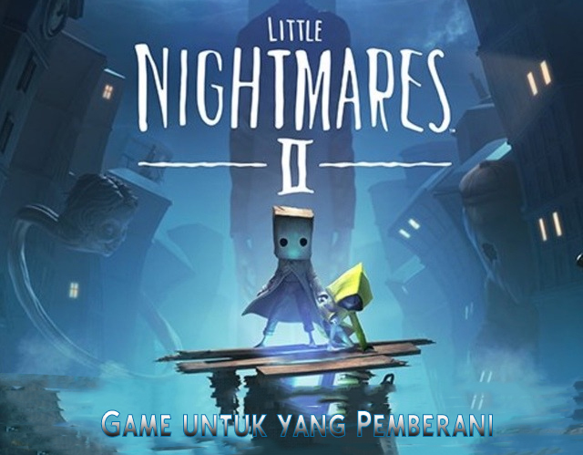 Little Nightmares 2,  Petualangan Six dan mono di kota yang menyeramkan.