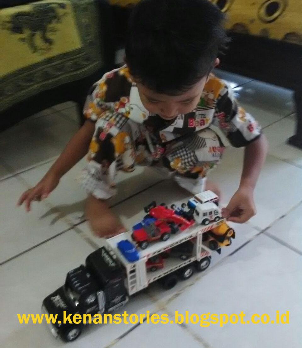 Catatan Bunda Mobil Mobilan Mainan Anak Laki Laki