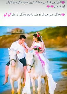 Love Poetry in Urdu - Love Quotes in Urdu