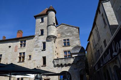 Périgueux. La Casa del Pastisser