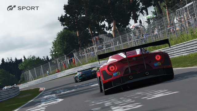 Mira cómo es la beta de Gran Turismo Sport