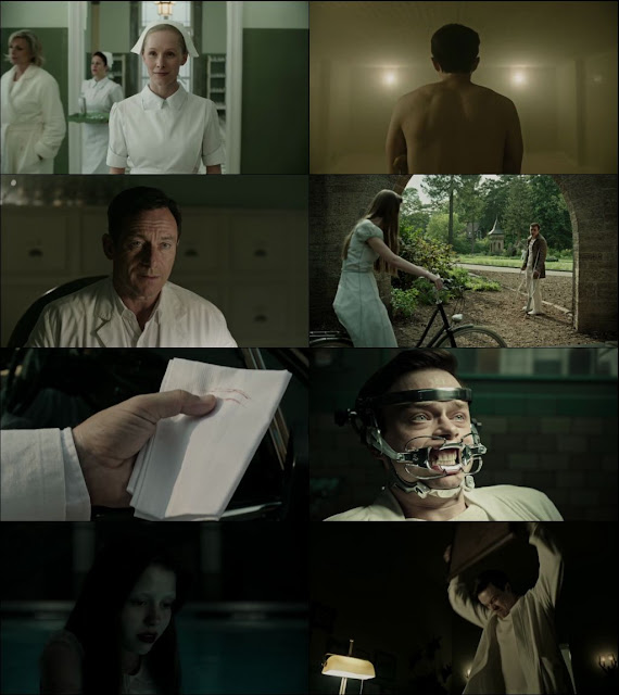 A Cure For Wellness 2016 Dual Audio ORG 720p BluRay