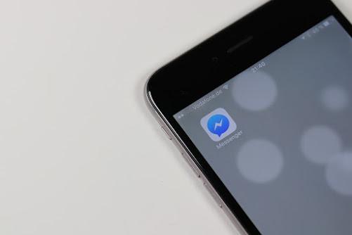 توقف تطبيق Messenger