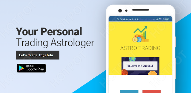 Intraday Astro Trading App