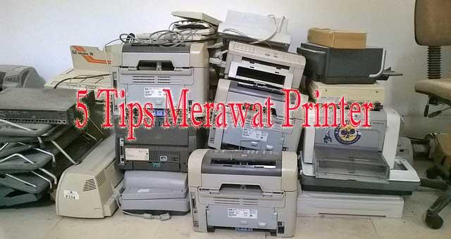 {Rekomendasi} 5 Tips Merawat Printer Agar tidak cepat Rusak di Jamin 5 Tahun
