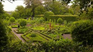 Rachel Allen herb garden