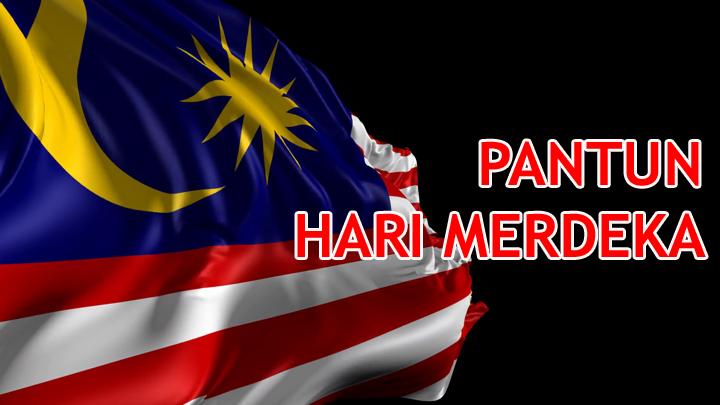 Pantun Hari Kemerdekaan Negara Malaysia