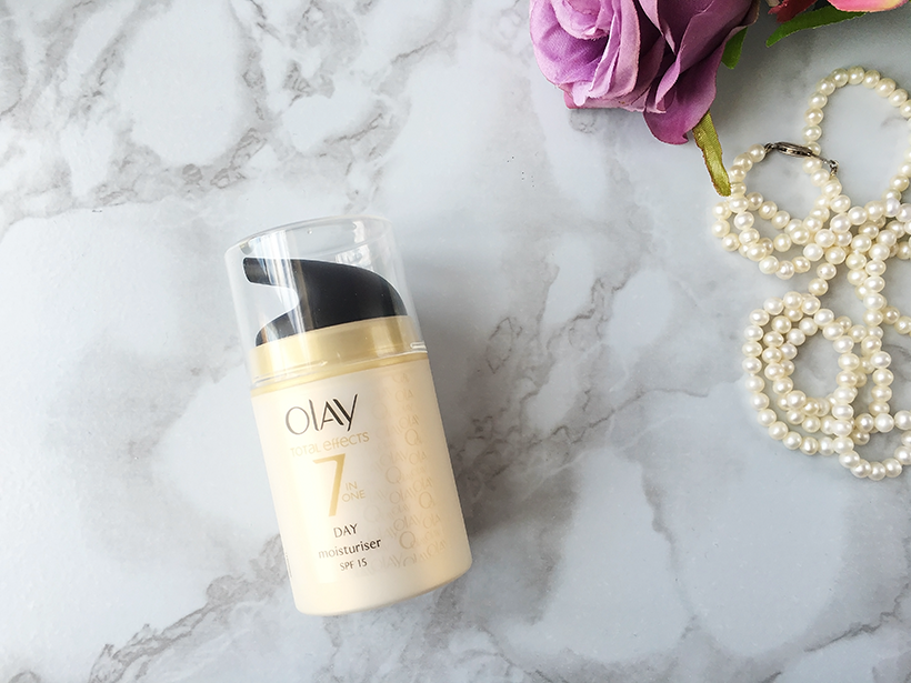 Olay, total, effects, day, moisturizer
