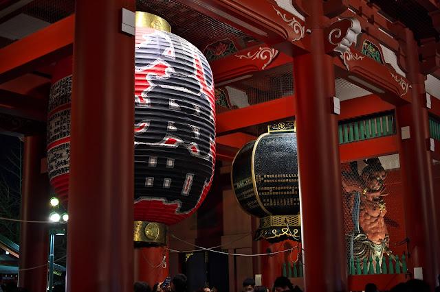 浅草寺・宝蔵門の写真