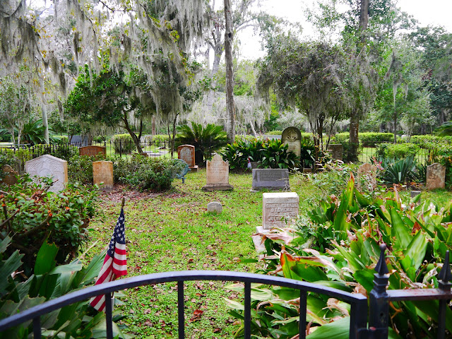 Frederica Church Cemetery