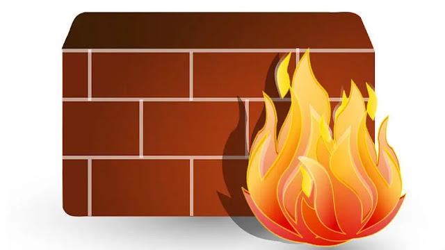 مشكلات جدار الحماية
