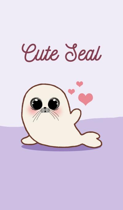 Cute Seal..