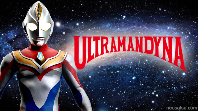 Ultraman Dyna Batch Subtitle Indonesia