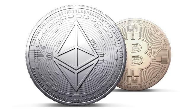 Ilustrasi Aset Cryptocurrency Ethereum (ETH)