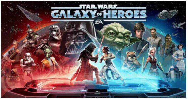 Star Wars Galaxy Of Heroes Mod Apk