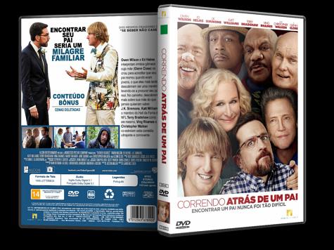 Capa DVD Correndo Atrás de um Pai