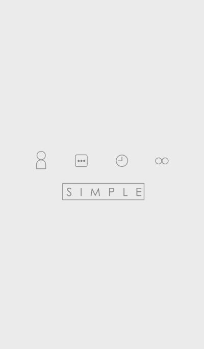 SIMPLE(gray)Ver.3