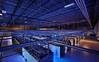 Tempat penyimpanan data facebook