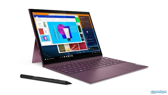 Review of Lenovo Yoga Duet 7i - Light Laptop for Creator Content