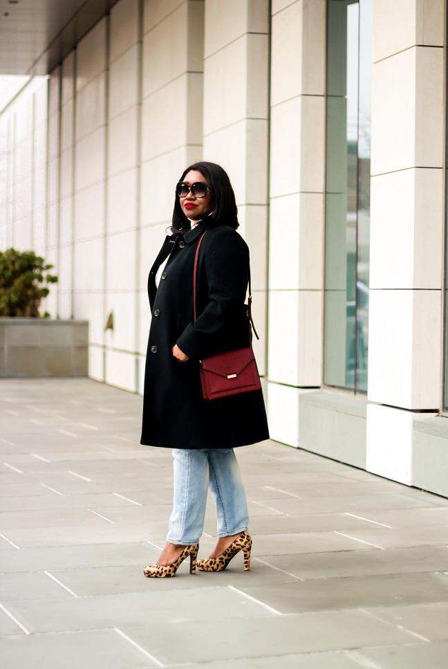 Casual Winter Outfit Idea Plus Size Women